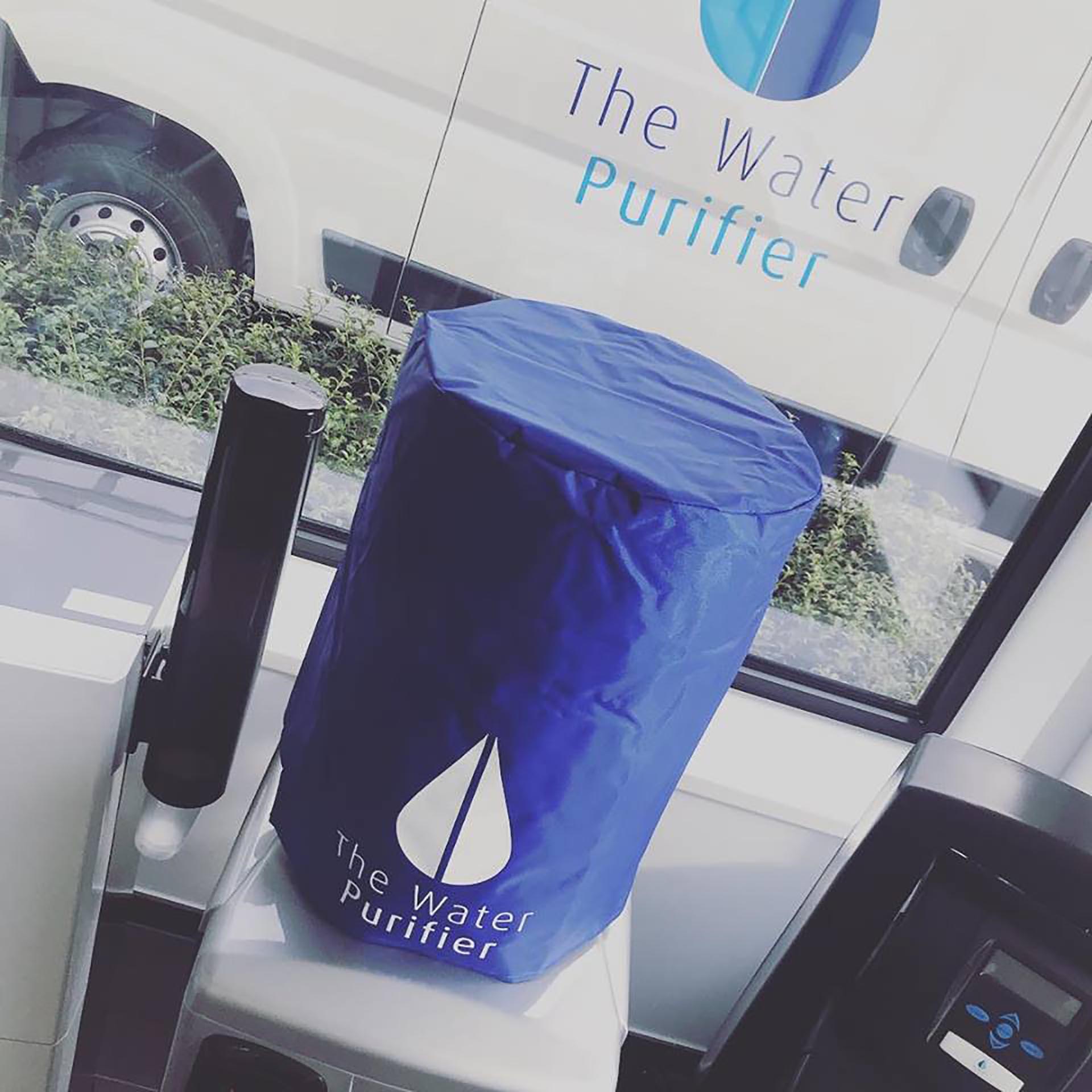 Hoes voor waterfles